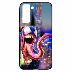 Чехол для Samsung S21 Venom slime