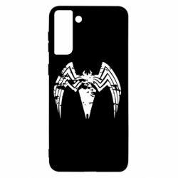 Чохол для Samsung S21+ Venom Spider