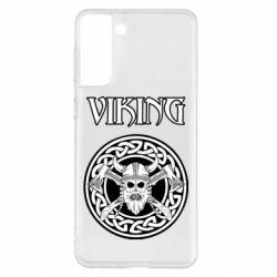 Чохол для Samsung S21+ Vikings and axes