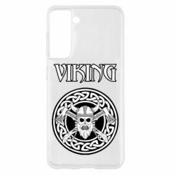 Чохол для Samsung S21 Vikings and axes