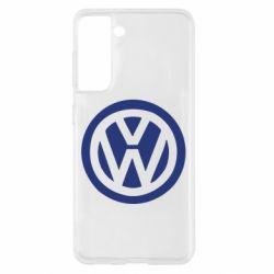 Чохол для Samsung S21 Volkswagen