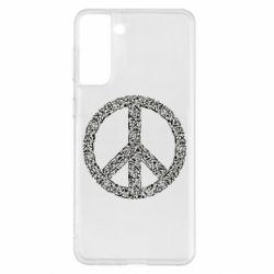 Чохол для Samsung S21+ War Peace