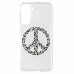 Чохол для Samsung S21 War Peace