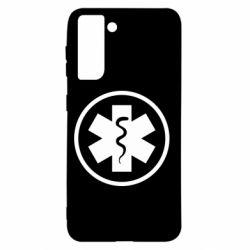 Чохол для Samsung S21 Warface: medic