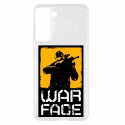Чохол для Samsung S21 Warface