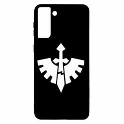 Чохол для Samsung S21+ Warhammer 40k Dark Angels