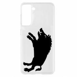 Чохол для Samsung S21 Wild boar