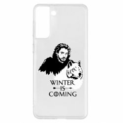 Чохол для Samsung S21+ Winter is coming I