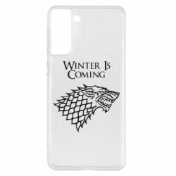 Чохол для Samsung S21+ Winter is coming (Гра престолів)
