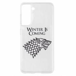 Чохол для Samsung S21 Winter is coming (Гра престолів)