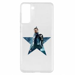 Чохол для Samsung S21+ Winter Soldier Star