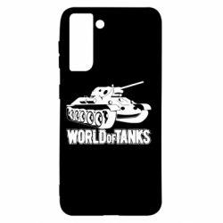 Чохол для Samsung S21 World Of Tanks Game