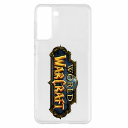 Чохол для Samsung S21+ World of Warcraft game
