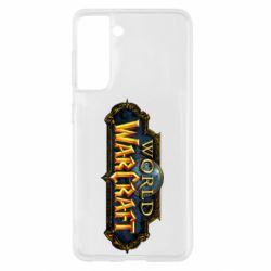 Чохол для Samsung S21 World of Warcraft game