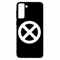 Чохол для Samsung S21+ X-man logo