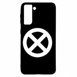 Чохол для Samsung S21 X-man logo