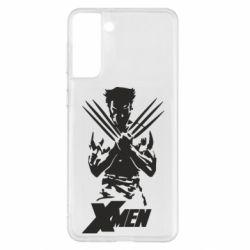Чохол для Samsung S21+ X men: Logan