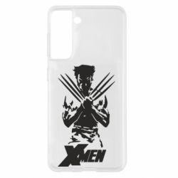 Чохол для Samsung S21 X men: Logan