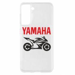 Чохол для Samsung S21 Yamaha Bike