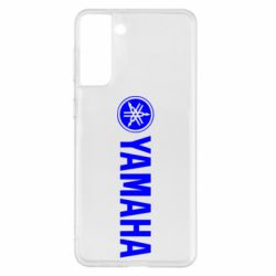 Чохол для Samsung S21+ Yamaha Logo
