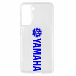 Чохол для Samsung S21 Yamaha Logo
