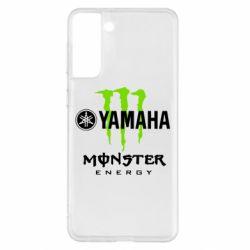 Чохол для Samsung S21+ Yamaha Monster Energy