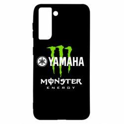 Чохол для Samsung S21 Yamaha Monster Energy
