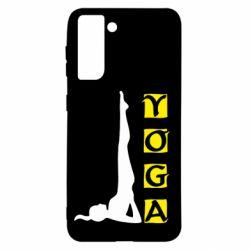 Чохол для Samsung S21 Yoga