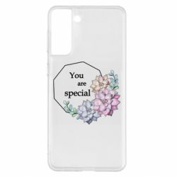 Чехол для Samsung S21+ You are special