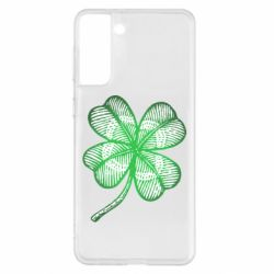 Чохол для Samsung S21+ Your lucky clover