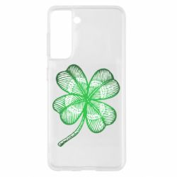 Чохол для Samsung S21 Your lucky clover