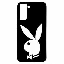 Чохол для Samsung S21 Заєць Playboy
