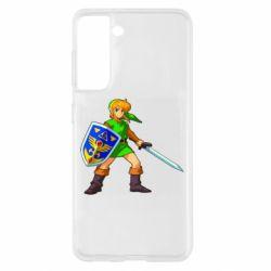 Чехол для Samsung S21 Zelda