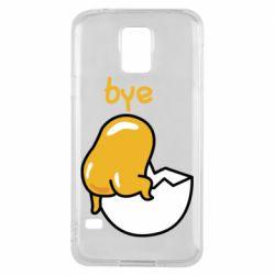 Чохол для Samsung S5 Bye