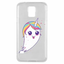 Чохол для Samsung S5Ghost Unicorn
