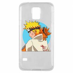 Чохол для Samsung S5 Naruto Uzumaki Hokage