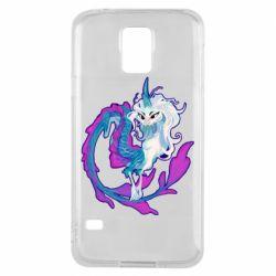 Чохол для Samsung S5 Sisu Dragon Art