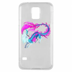 Чохол для Samsung S5 Sisu Water Dragon