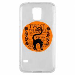 Чехол для Samsung S5 TWIST