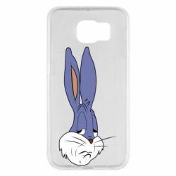 Чохол для Samsung S6 Bugs Bunny Meme Face
