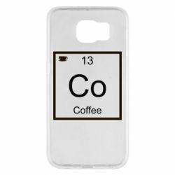 Чохол для Samsung S6 Co coffee