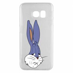 Чохол для Samsung S6 EDGE Bugs Bunny Meme Face