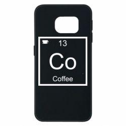 Чохол для Samsung S6 EDGE Co coffee