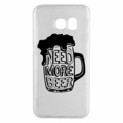 Чохол для Samsung S6 EDGE Need more beer