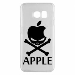 Чехол для Samsung S6 EDGE Pirate Apple