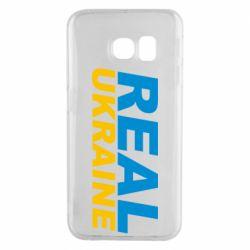 Чехол для Samsung S6 EDGE Real Ukraine