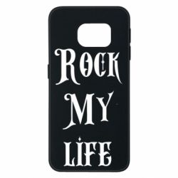 Чехол для Samsung S6 EDGE Rock my life