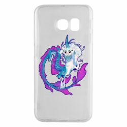 Чохол для Samsung S6 EDGE Sisu Dragon Art