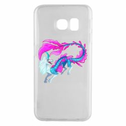 Чохол для Samsung S6 EDGE Sisu Water Dragon
