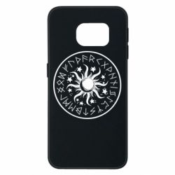Чохол для Samsung S6 EDGE Sun in runes